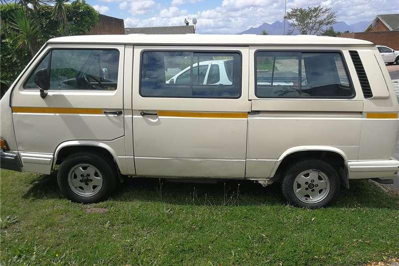 VW Microbus 1991