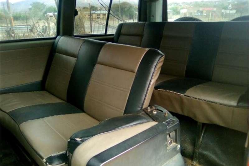 VW Microbus 1992