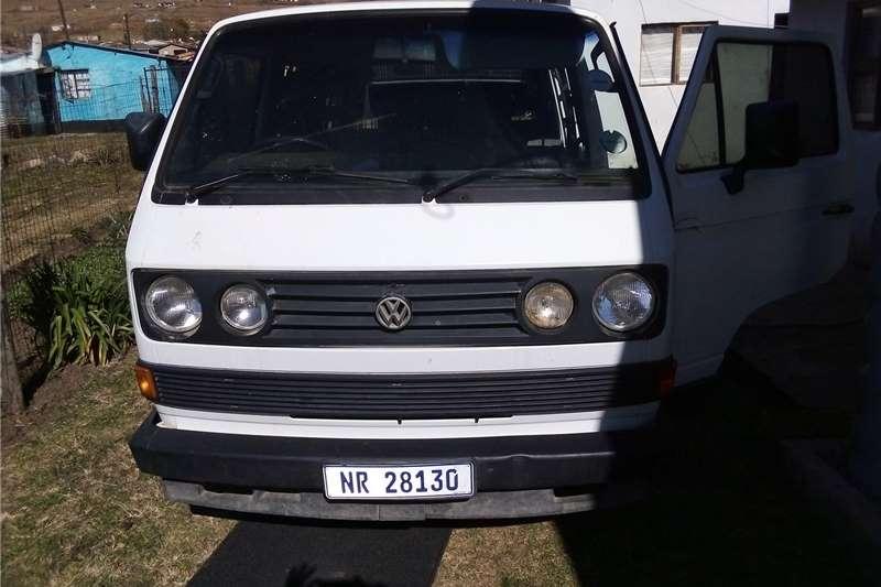 VW Microbus 1995