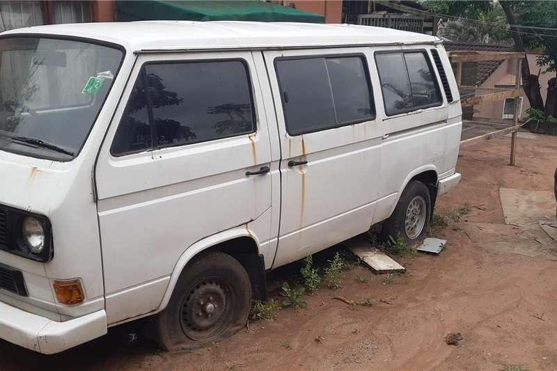 VW Microbus 1996