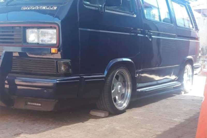 VW Microbus 1999