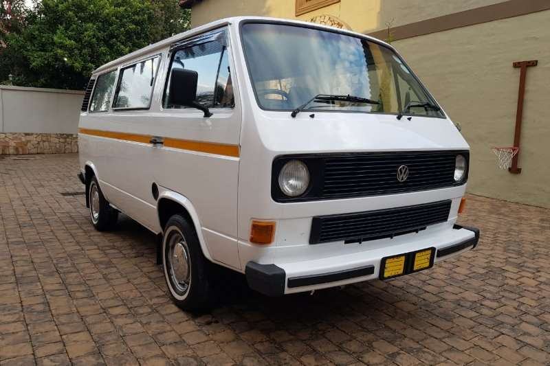 VW Microbus 2.0 petrol 10 seater BUS 1983