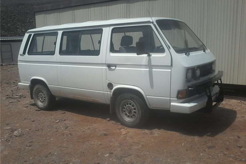 VW Microbus 2.3i 1996