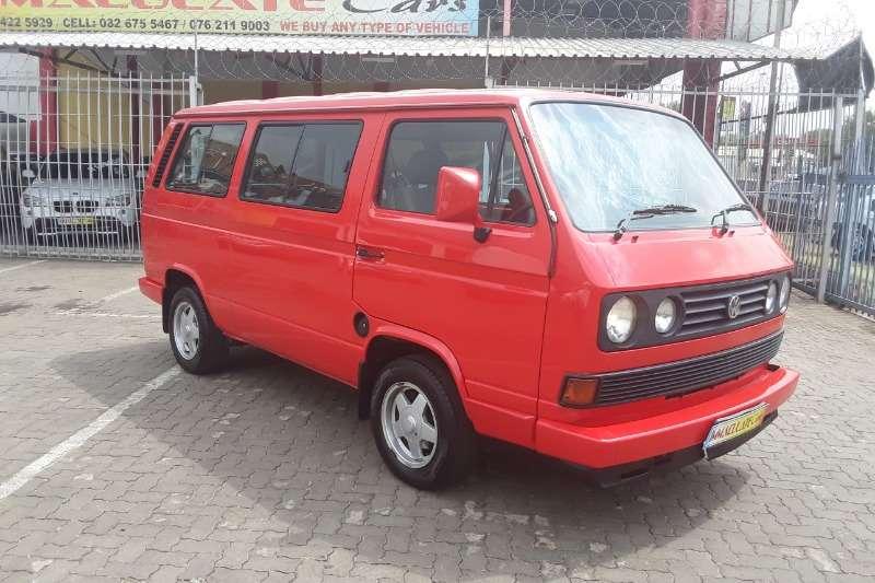 VW Microbus 2.3I