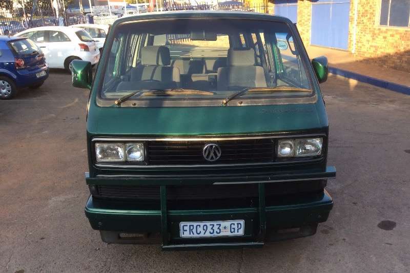 Vw Microbus For Sale >> Vw Microbus 2 6 Caravelle 1998