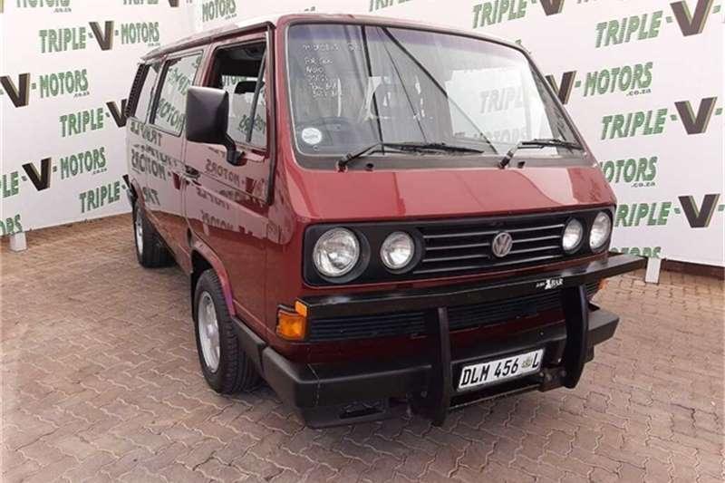 VW Microbus 2.6i 1995