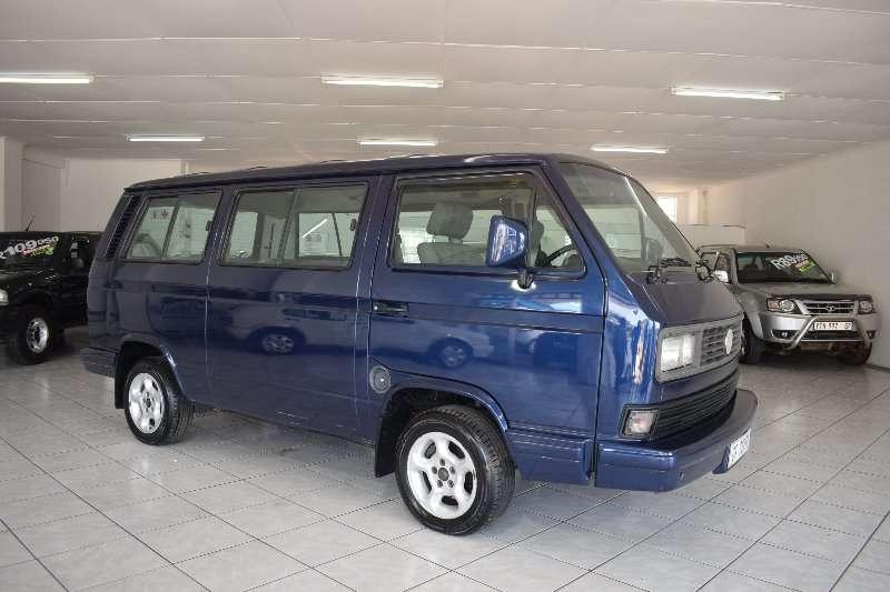 VW Microbus 2.6i Caravelle 1998