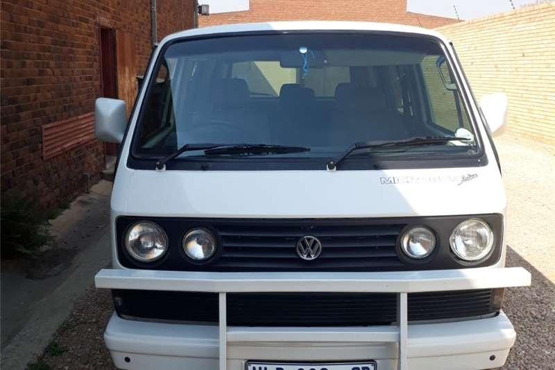 VW Microbus 2002