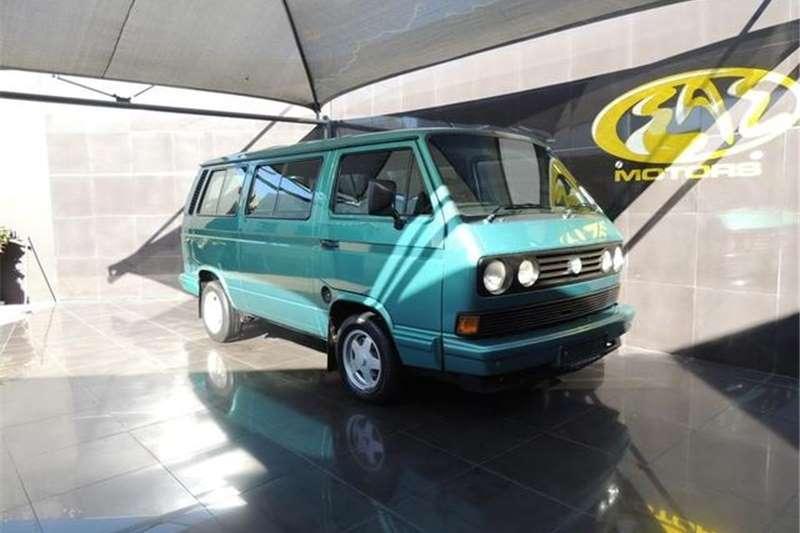 VW Microbus Syncro 1998