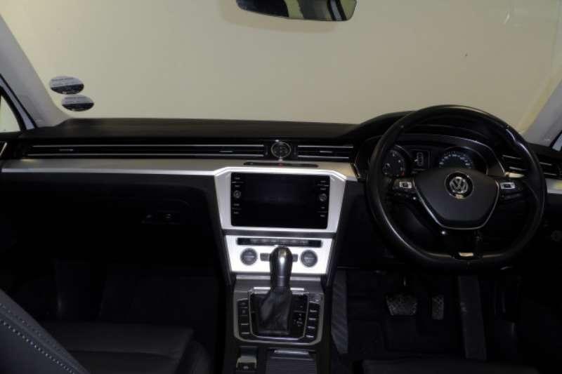 VW Passat 1.4 TSI LUXURY DSG 2017