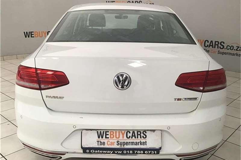 VW Passat 1.4TSI Comfortline auto 2016