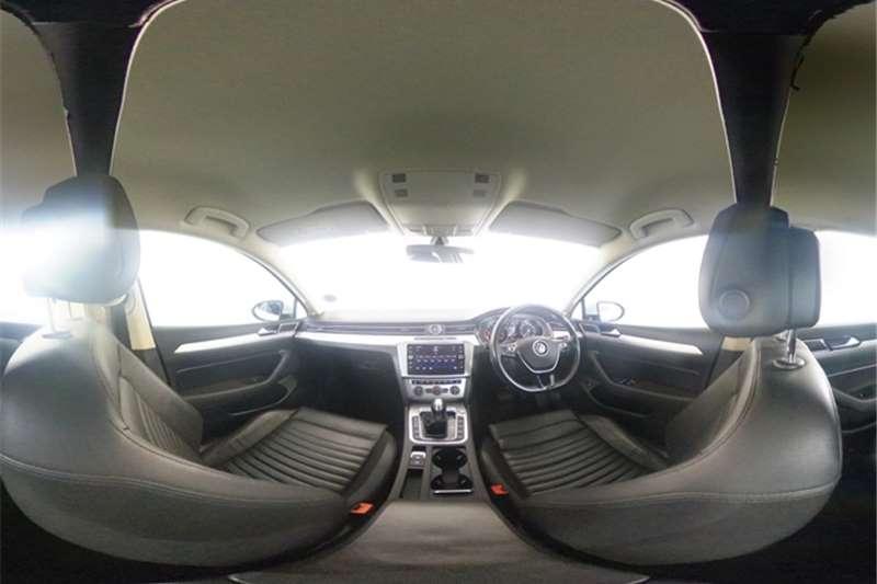 2017 VW Passat Passat 1.4TSI Comfortline auto