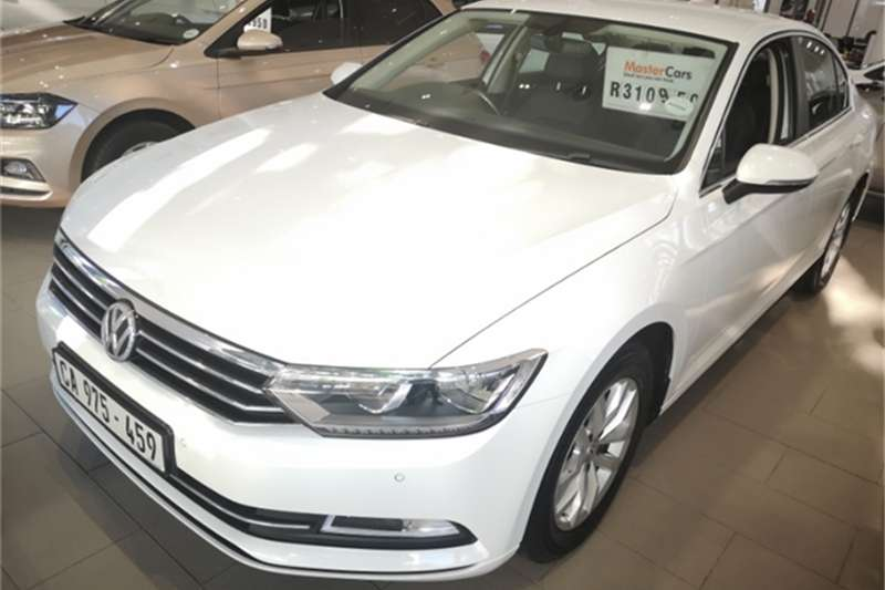 VW Passat 1.4TSI Luxury 2017