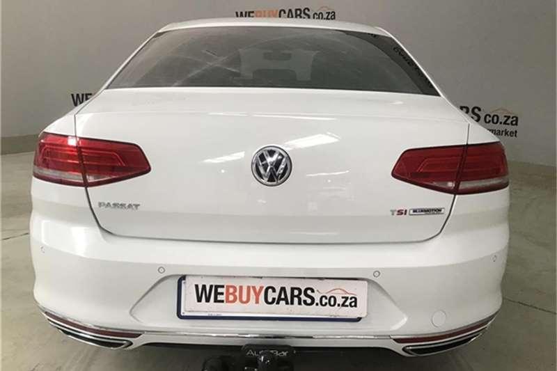 VW Passat 1.4TSI Luxury 2017