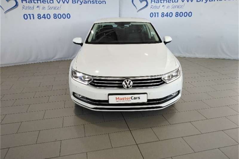 VW Passat 1.4TSI Luxury 2018