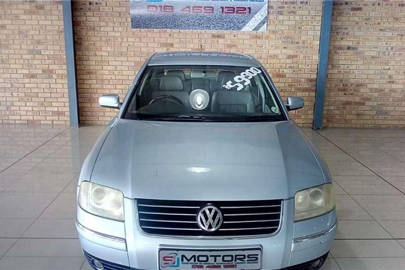 VW Passat 1.8T 2001