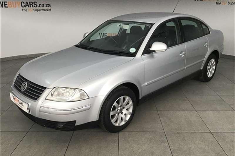 VW Passat 1.8T 2005