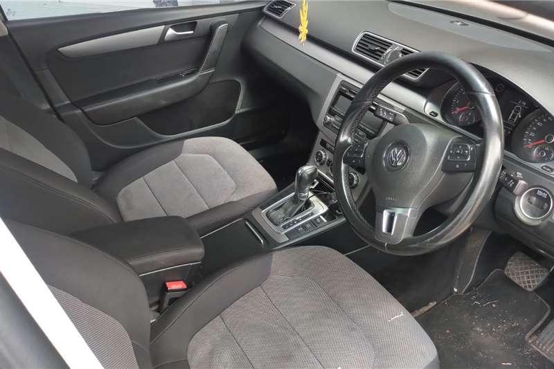 VW Passat 1.8TSI Comfortline auto 2012