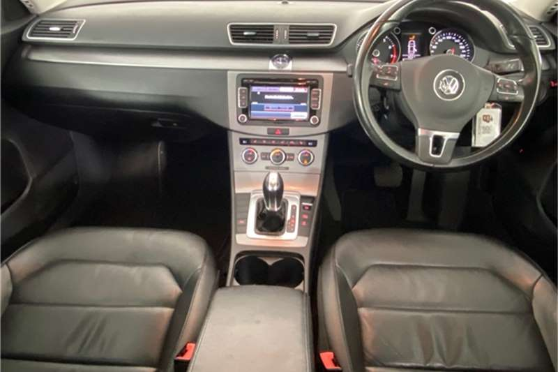 2014 VW Passat Passat 1.8TSI Comfortline auto