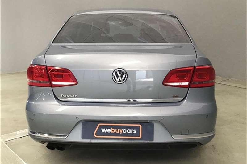VW Passat 1.8TSI Highline 2011