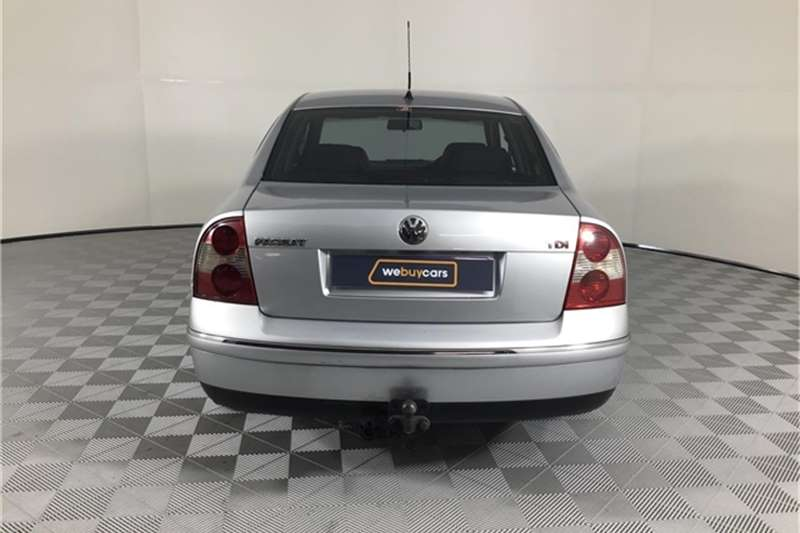VW Passat 1.9TDI 2004