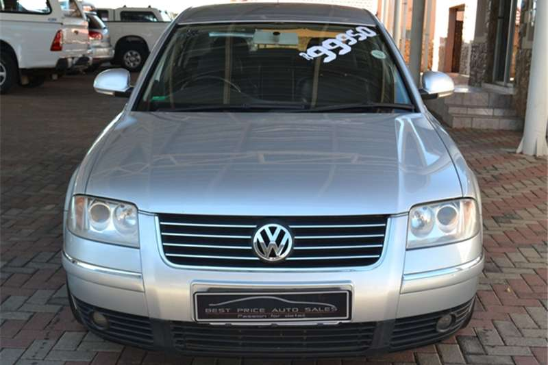 VW Passat 1.9TDI 2005