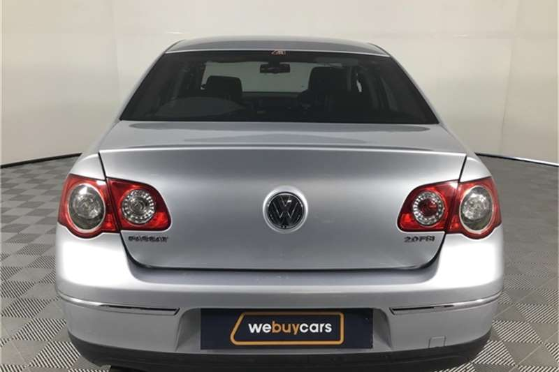 VW Passat 2.0 Comfortline tiptronic 2006