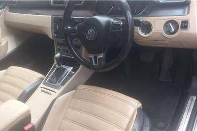 VW Passat 2.0 Highline 2013