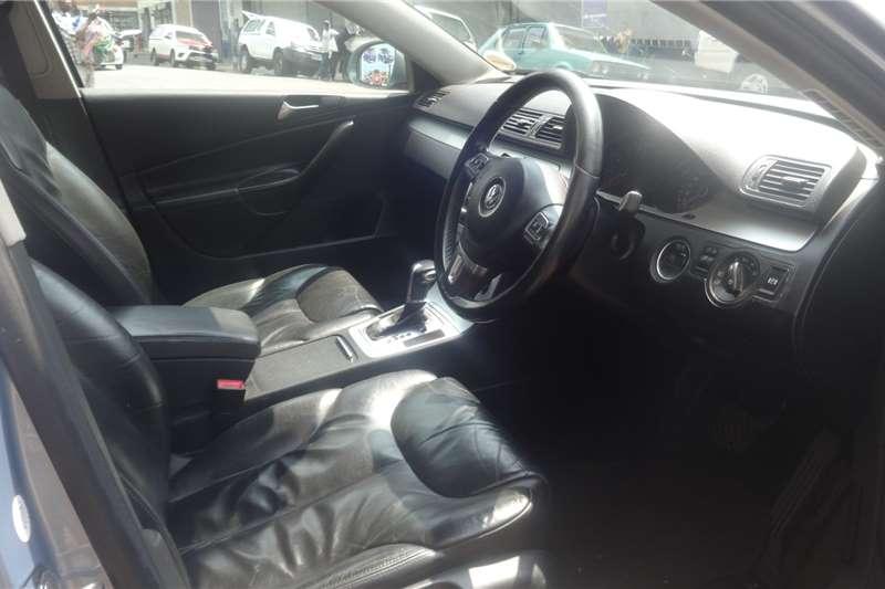 VW Passat 2.0 TDI HIGHLINE DSG 2010
