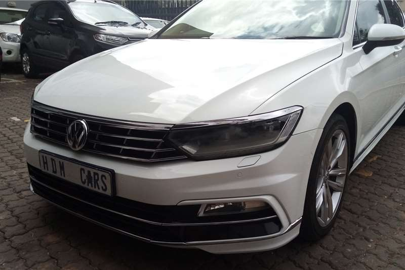 Used 2016 VW Passat PASSAT 2.0 TSI EXECUTIVE DSG