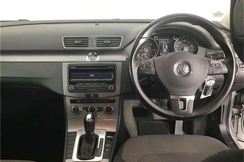 VW Passat 2.0TDI Comfortline auto 2012