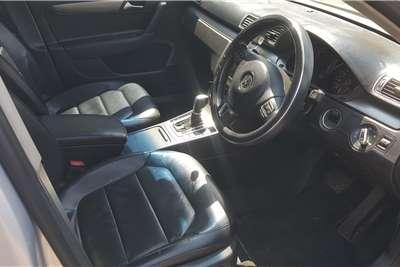 VW Passat 2.0TDI Comfortline auto 2013