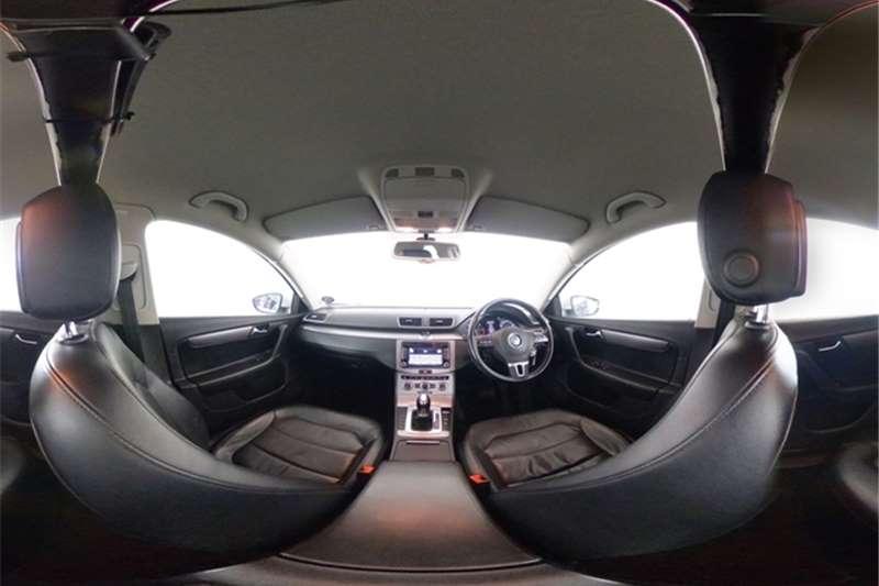 2014 VW Passat Passat 2.0TDI Comfortline auto