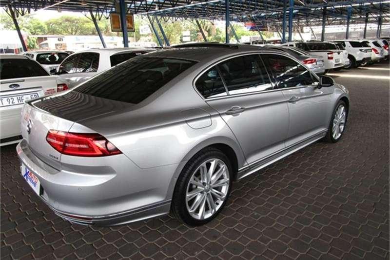 VW Passat 2.0TDI Executive R-Line 2017