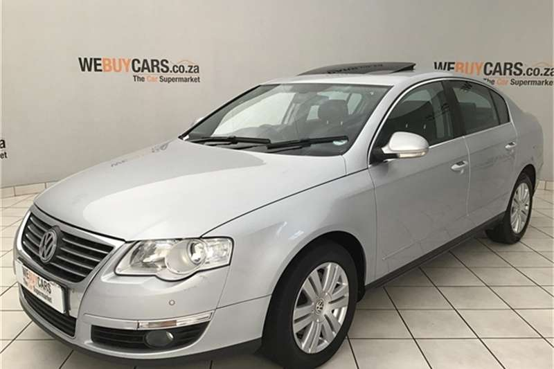VW Passat 2.0TDI Highline 2005