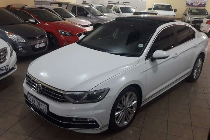 VW Passat 2.0TDI Highline 2019