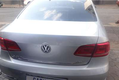 VW Passat 2.0TDI Highline DSG 2013