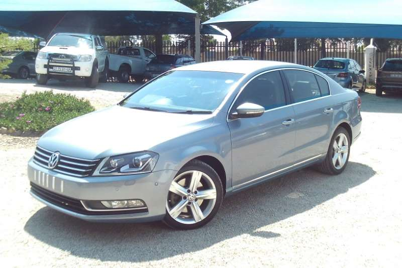 VW Passat 2.0TDI Highline DSG 2014