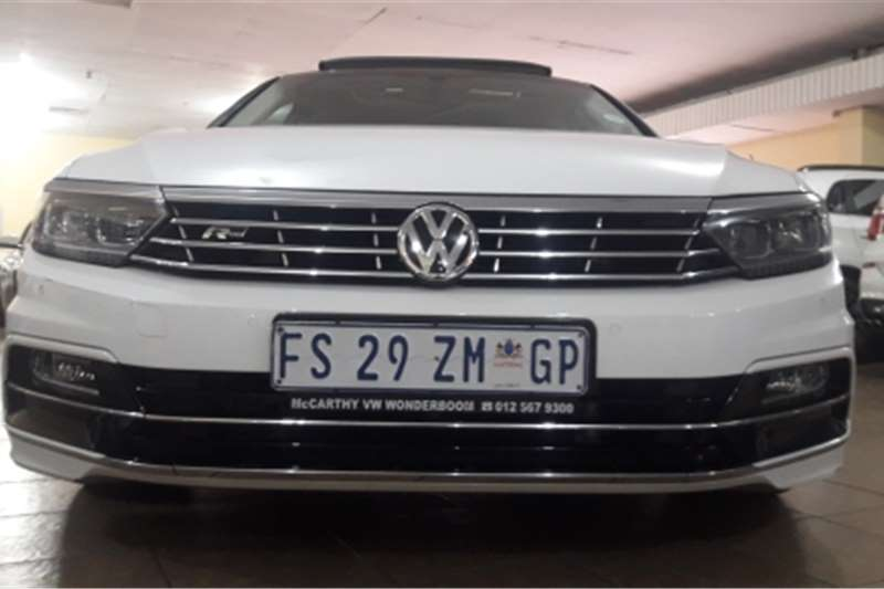 VW Passat 2.0TDI Highline DSG 2017
