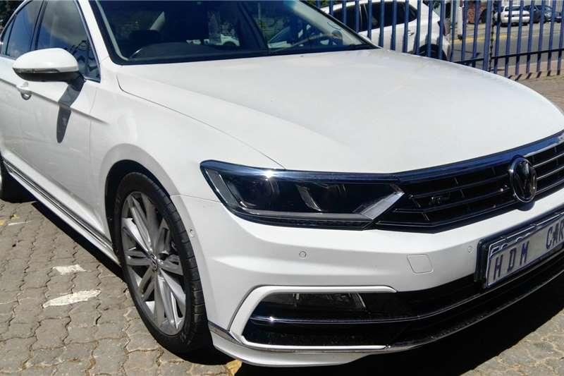 VW Passat 2.0TDI Highline DSG 2018
