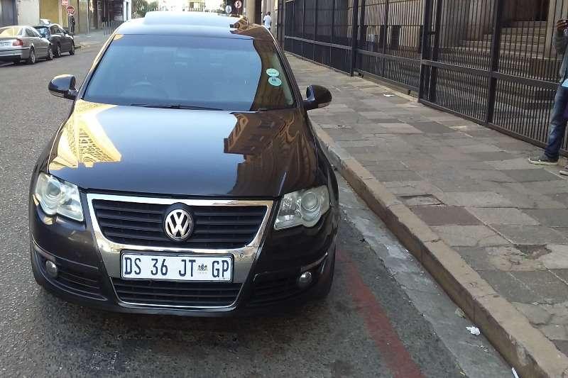 Used 2009 VW Passat 2.0TFSI Sportline tiptronic