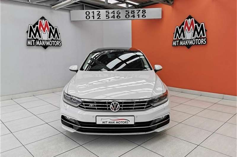 VW Passat 2.0TSI Executive R Line 2016