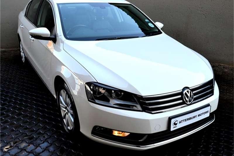 2014 VW Passat 1.8TSI Comfortline auto