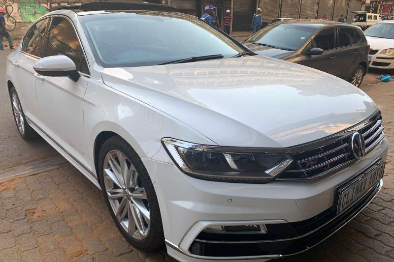 2018 VW Passat PASSAT 2.0 TDI EXECUTIVE DSG
