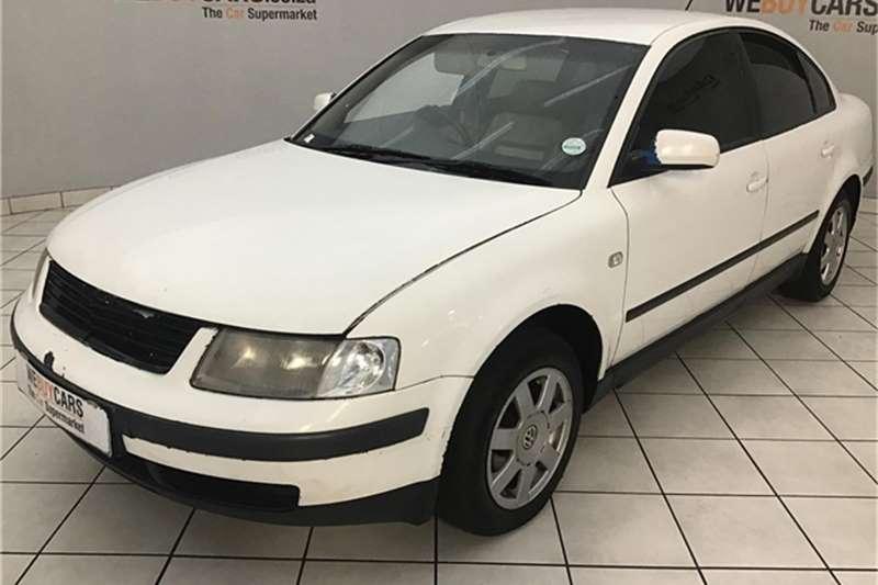 2000 VW Passat