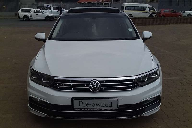 2018 VW Passat 2.0TDI Executive R Line
