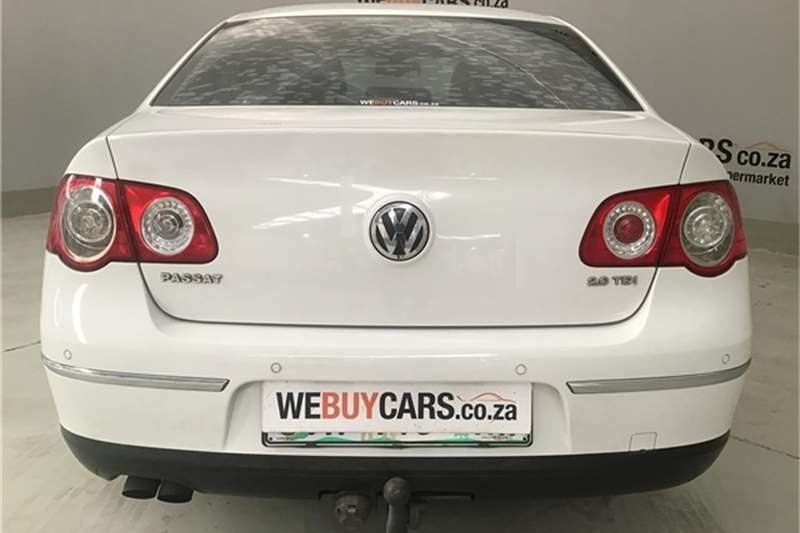 2007 VW Passat 2.0TDI Highline DSG