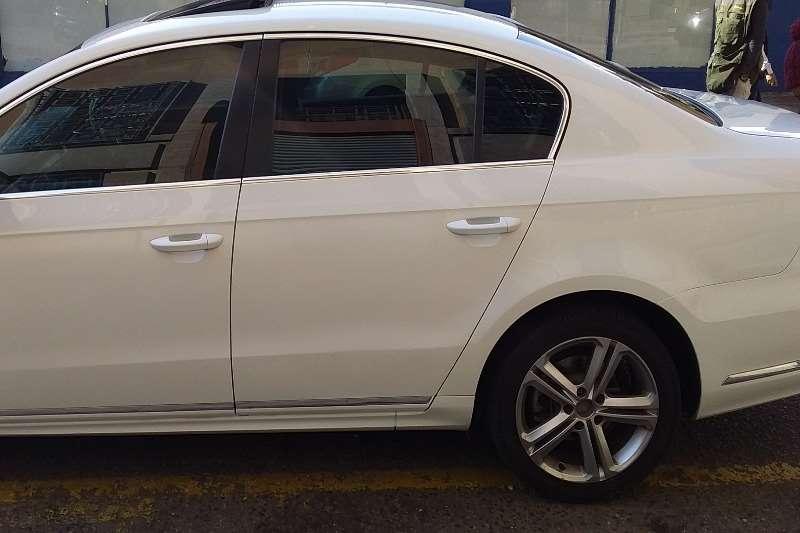 2014 VW Passat 2.0TSI R Line