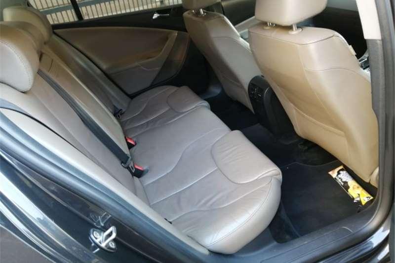 2009 VW Passat 2.0TFSI Sportline tiptronic