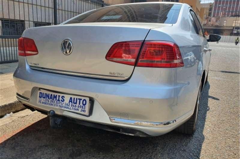 2013 VW Passat 2.0TDI Comfortline auto